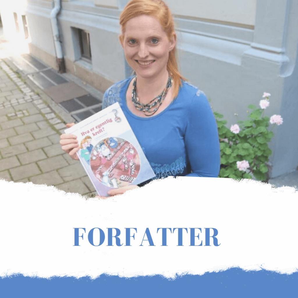 Sarah Herlofsen Forfatter