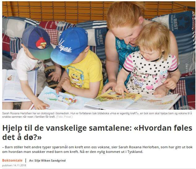 sarah herlofsen-hjelp til de vansklige spørsmålene-barnehage.no 2018
