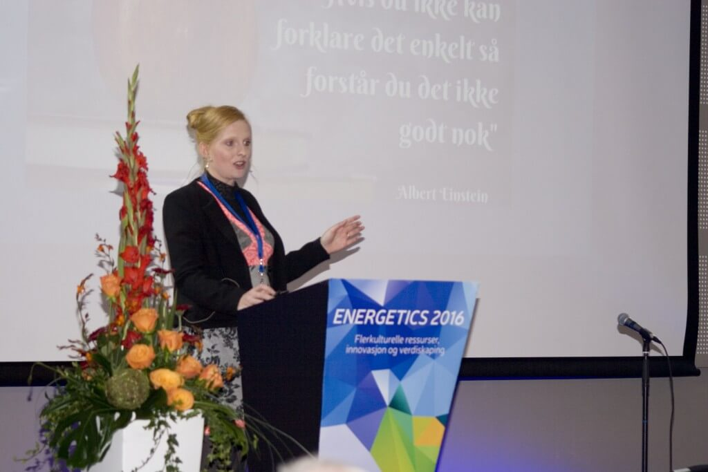 Herosa Sarah Herlofsen foredrag