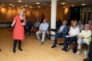 Sarah Herlofsen Foredrag Asker 2019