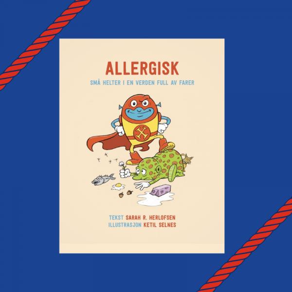 Allergisk-kjøp boken