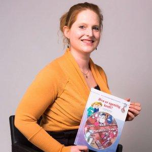 Forfatter Sarah Herlofsen